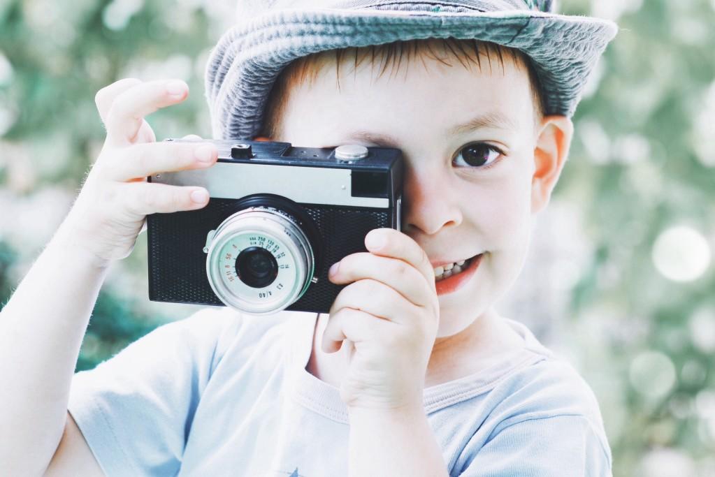 appareil photo étanche enfant