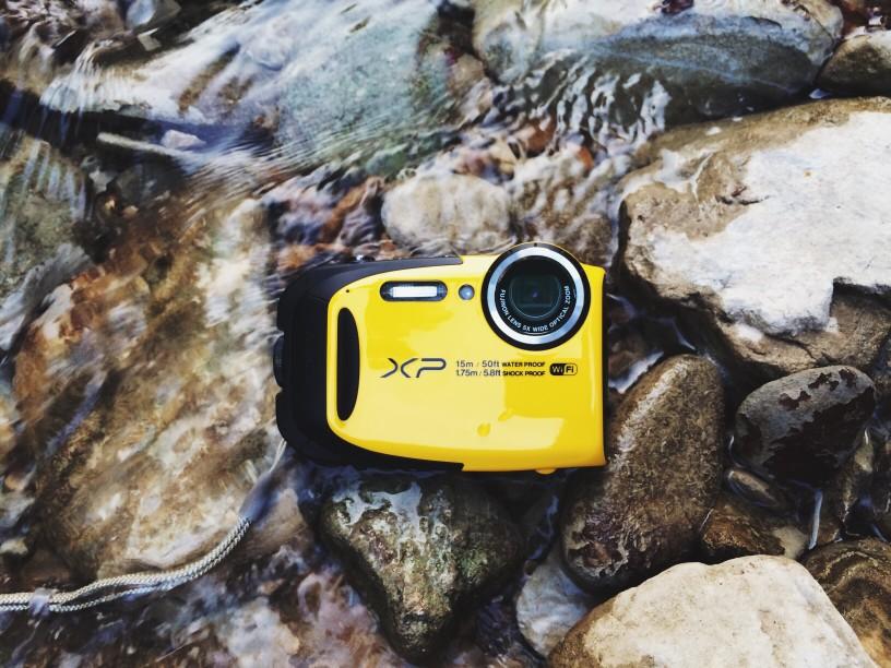 appareil photo étanche pour enfant