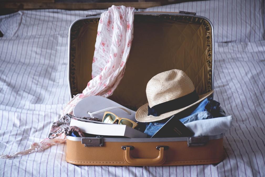 partir vacances