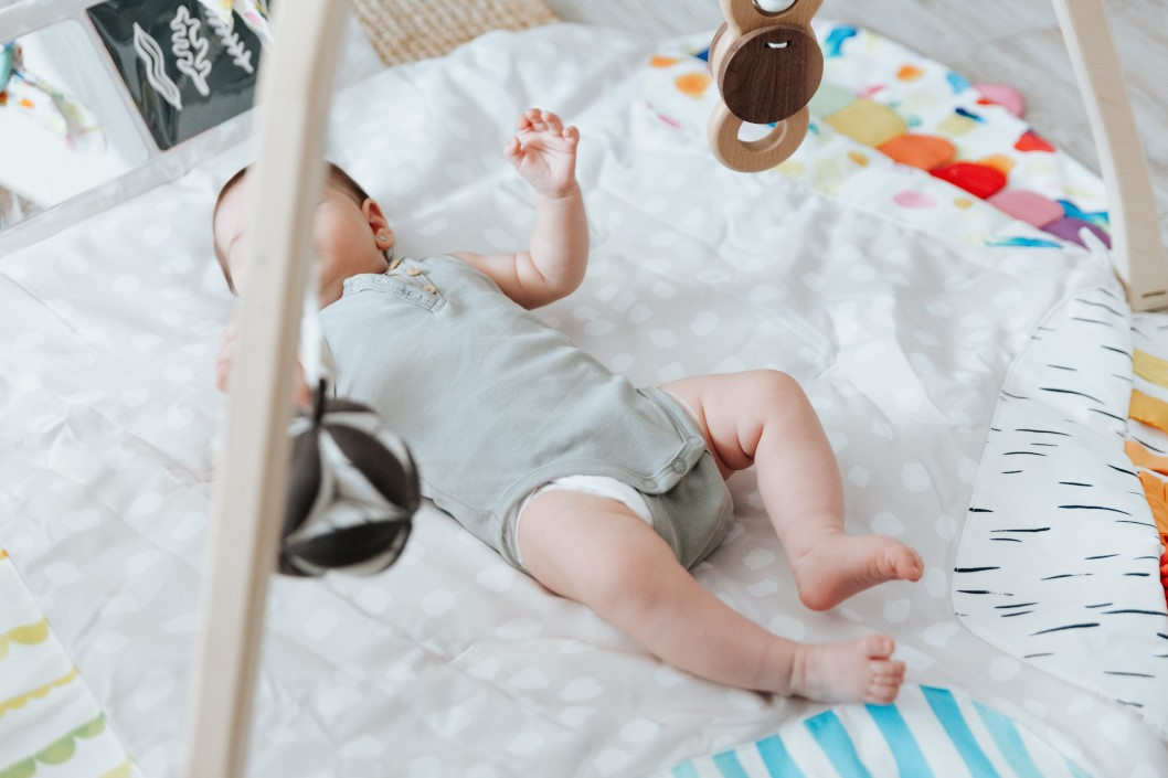 tapis jeu pliable bébé